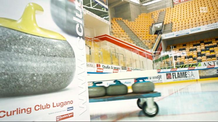 Il curling praticato dai disabili