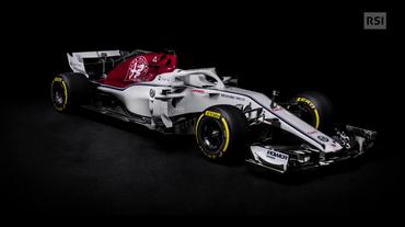 Il reportage sulle novità in casa Sauber (Sport Non Stop 18.03.2018)
