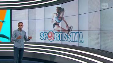 I collegamenti con Valentina Bonfanti-Formenti con Sportissima in Capriasca(Sport Non Stop 09.09.2018)