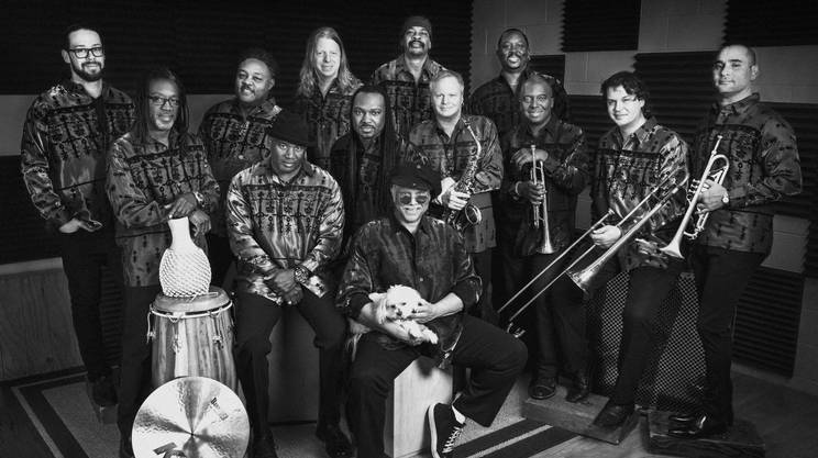 Gli Earth Wind & Fire Experience a Poschiavo
