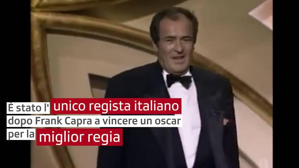 (Alcuni) successi di Bernardo Bertolucci