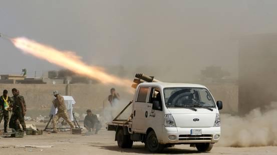 Raid statunitense tra Iraq e Siria