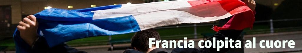 Francia colpita al cuore