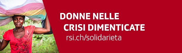 Partecipa alla 250esima raccolta della Catena della Solidarietà in favore delle donne nelle crisi dimenticate