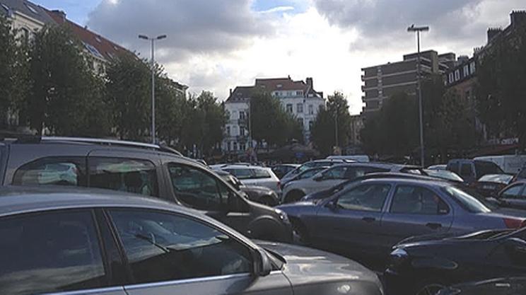 Il traffico a Bruxelles