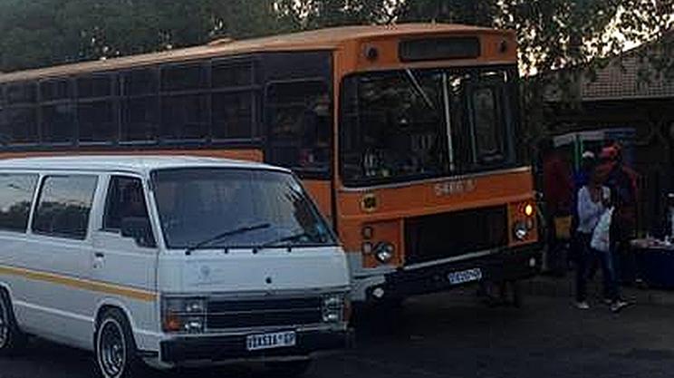 Traffico a Johannesburg