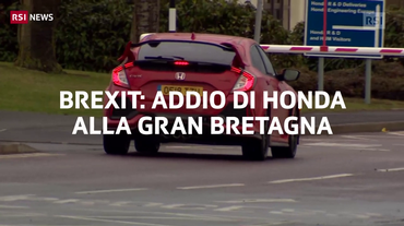 Brexit, Londra perde anche Honda