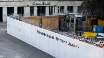 Franco forte, la BNS veglia