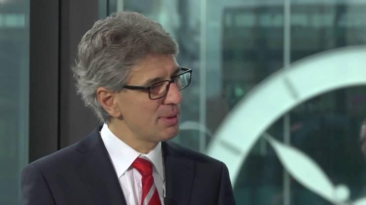 Donato Scognamiglio, esperto delle dinamiche del mercato immobiliare e docente presso l'Università di Berna