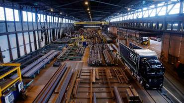 Industria svizzera in crescita