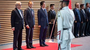 UE-Giappone, accordo commerciale