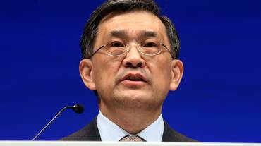 Si dimette il capo di Samsung