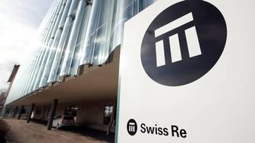 Swiss Re, l'utile in crescita
