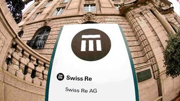 Swiss Re, catastrofi costose