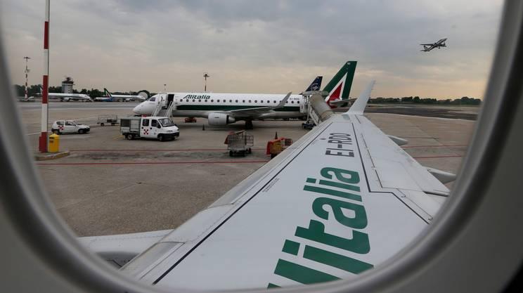 S'indaga su prestito a Alitalia
