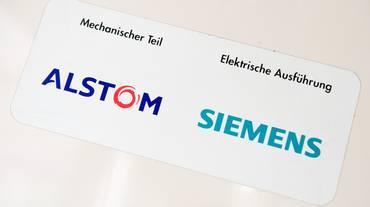 Alstom-Siemens, fusione bloccata