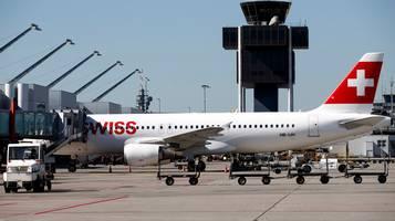 Ginevra, l'aeroporto investe