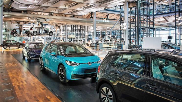 Le VW e-Golf e ID.3 hanno contribuito fattivamente ai risultati 2020 di AMAG