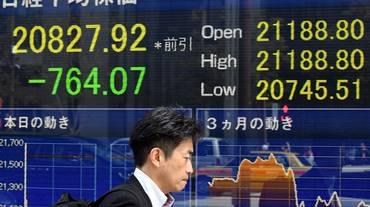 Giù il Nikkei dopo i dazi USA