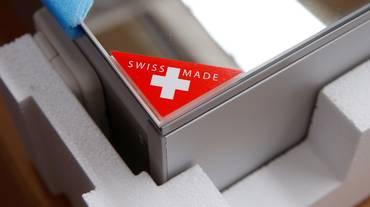 Esportazioni svizzere in ripresa