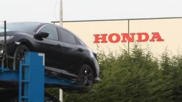 L'Honda chiude a Swindon