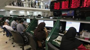 Borsa iraniana mai così in alto