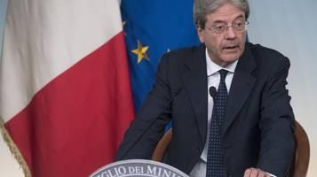 L'Italia salva due banche