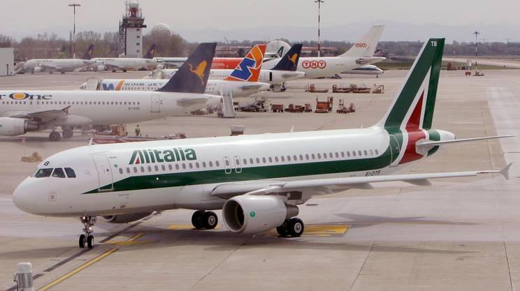 Disoccupazione ad Alitalia