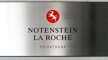 Notenstein La Roche venduta