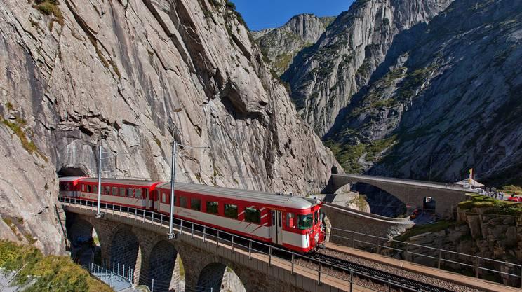 Ferrovie alpine in salute