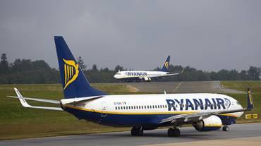 Un buon anno per Ryanair