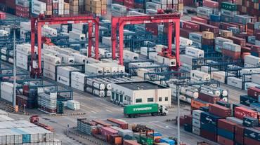 Commercio estero in frenata
