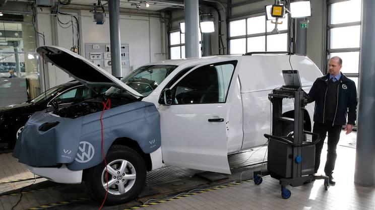 Si può adeguare e rendere puliti diesel moderni, come nel caso di questo VW Amarok