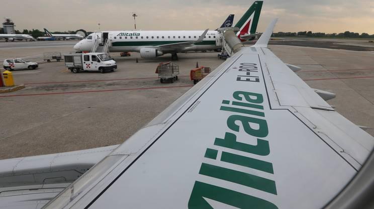 Due offerte per l'Alitalia