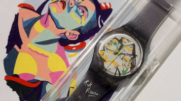 Swatch Group cresce in Cina
