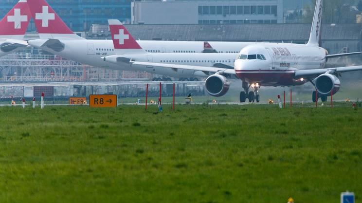 Swiss assume piloti ex Belair