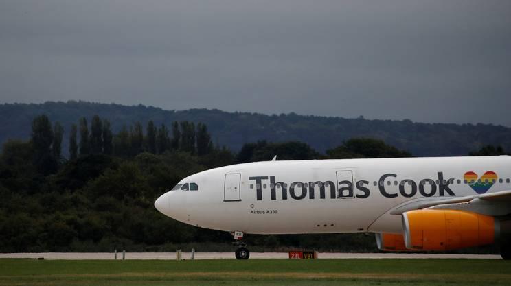 Thomas Cook ha annullato con effetto immediato tutti i voli e le vacanze già predisposti