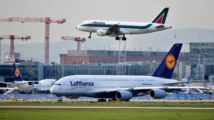 Alitalia: 7 i pretendenti