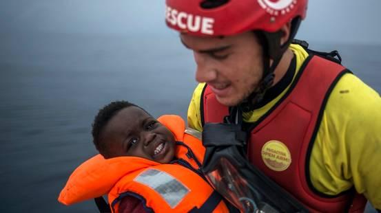 Migranti: 117 dispersi in mare