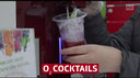 Cocktail di aria a Ulan Bator