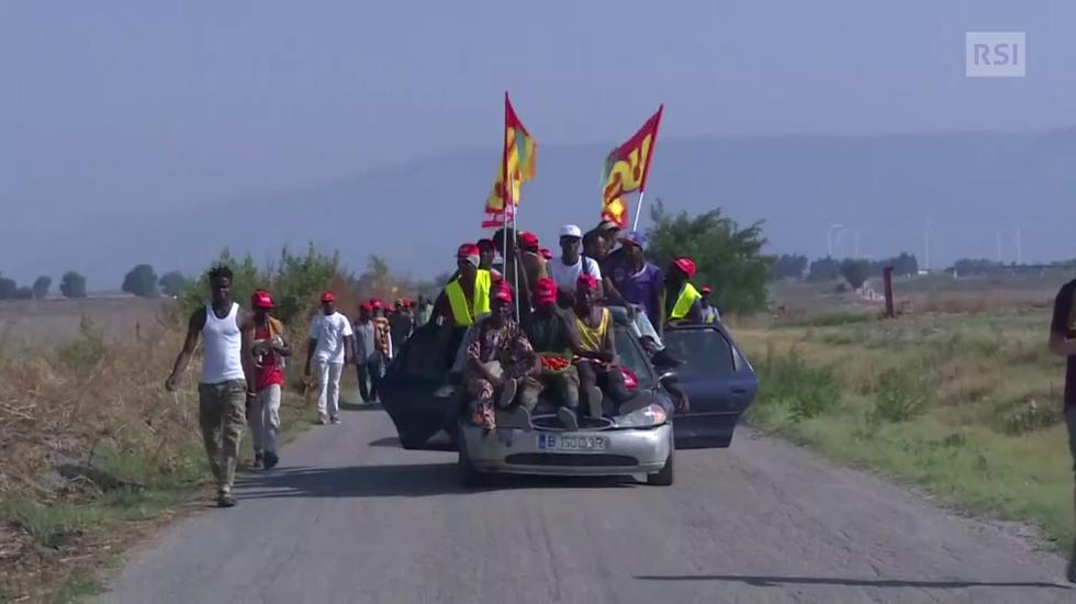 """""""La marcia dei berretti rossi"""""""