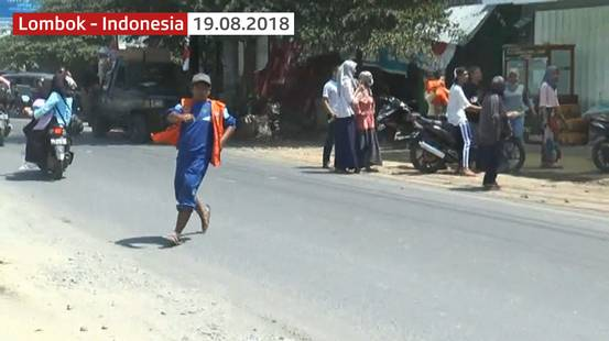 Lombok trema ancora