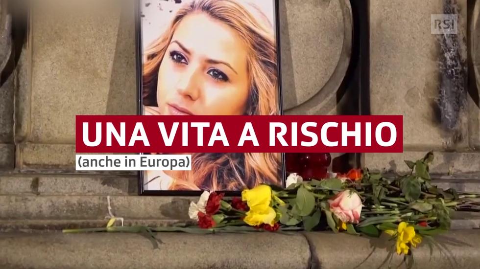 Giornalisti, una vita a rischio (anche in Europa)