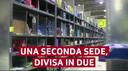 Una sede doppia per Amazon