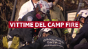 Continua la lotta al Camp Fire