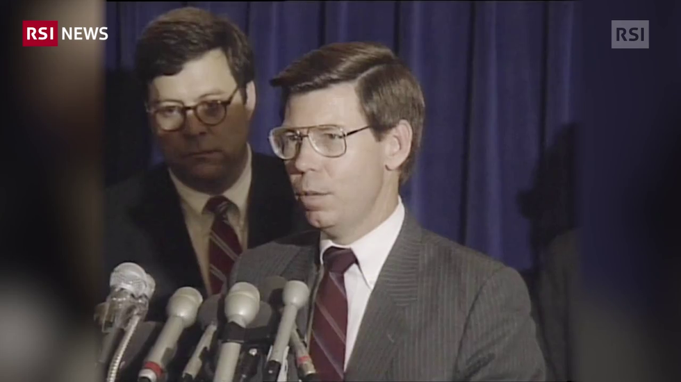 William Barr nuovo ministro della giustizia
