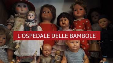Una seconda vita per le bambole