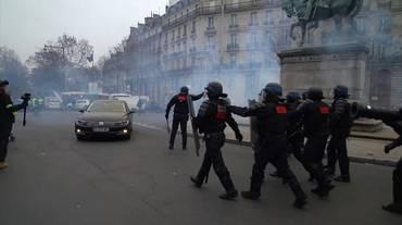 La protesta di piazza perde spinta