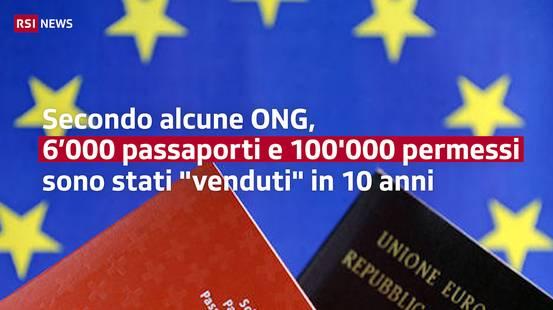 """UE: """"Basta passaporti facili"""""""