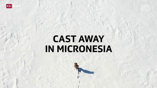 Cast Away in Micronesia
